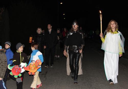 Svatomartinský pochod 2014