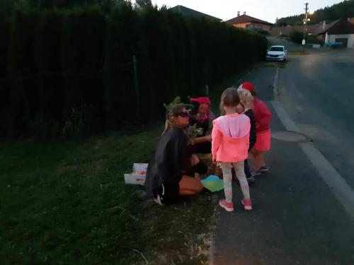 Akce pro děti na začátek prázdnin + noční bojovka