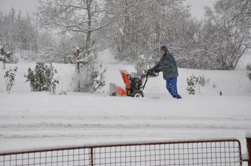 Sníh 2010