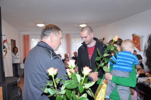 Vítání občánků 2011
