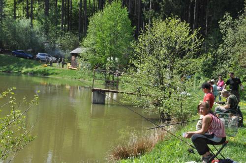 Rybářské závody Záhořák 5.5.2012