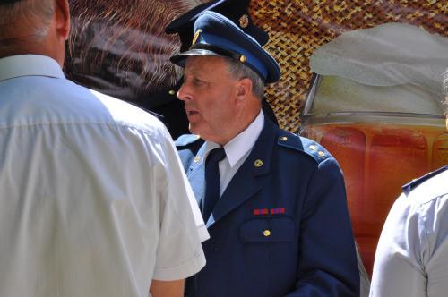Hasičské závody - Kladruby - 19.5.2012